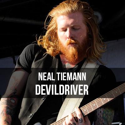 Neal TIEMANN DevilDriver