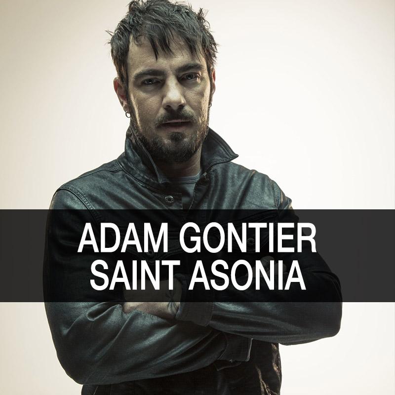 Adam Gontier - Saint Asonia
